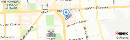 Инструменты из Германии на карте Челябинска