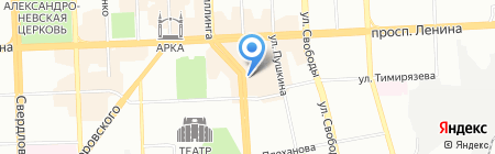 Большая мода на карте Челябинска