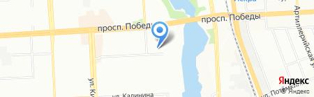 СтройГрупп на карте Челябинска