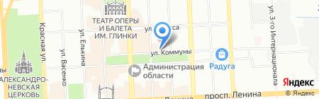 iHome на карте Челябинска