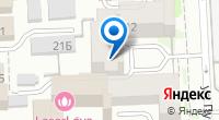 Компания Альмет на карте