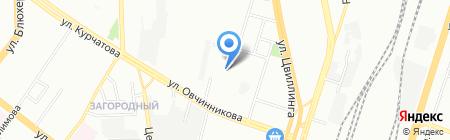 Банкомат АКБ Связь-Банк на карте Челябинска