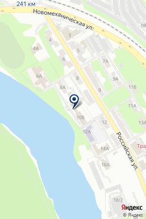 МЕДБИОТЕХ на карте Челябинска
