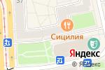 Схема проезда до компании Miele в Челябинске