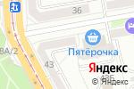 Схема проезда до компании Ситно в Челябинске