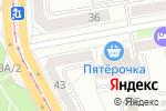 Схема проезда до компании Успешная женщина в Челябинске