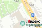 Схема проезда до компании Мазилки в Челябинске
