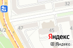 Схема проезда до компании Chinilkin в Челябинске