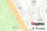 Схема проезда до компании Hartmann в Челябинске
