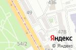 Схема проезда до компании Khalifa в Челябинске
