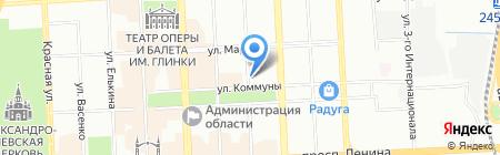 Ok-Production на карте Челябинска