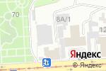 Схема проезда до компании Dance Studio Олега Иванова в Челябинске