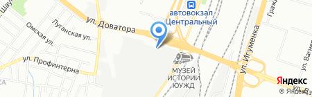 РУМЕТ на карте Челябинска