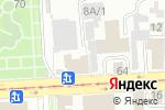 Схема проезда до компании Я-пешеход в Челябинске