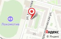 Схема проезда до компании Региональное Информационно - Аналитическое Независимое Агентство «Урал-Пресс-Информ» в Челябинске