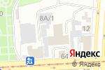 Схема проезда до компании Служба защиты призывников в Челябинске