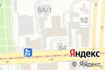 Схема проезда до компании Профессиональная психотерапевтическая лига в Челябинске