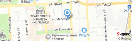 Cherry на карте Челябинска