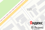 Схема проезда до компании Сервис Парк в Челябинске