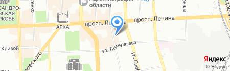 Gerry Weber на карте Челябинска