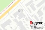 Схема проезда до компании СпецТехАренда в Челябинске