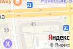 Схема проезда до компании Чайкофъ в Челябинске