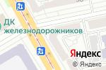 Схема проезда до компании Аккорд в Челябинске