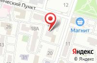 Схема проезда до компании Образование в Челябинске