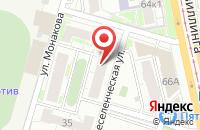 Схема проезда до компании Дителл Челябинск Мастерская в Бархатово