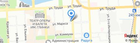 White & Smile на карте Челябинска