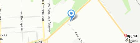 Фьюгранд на карте Челябинска