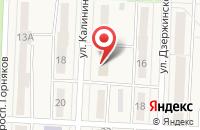 Схема проезда до компании КОМПЛЕКТСТРОЙСНАБ в Коркино