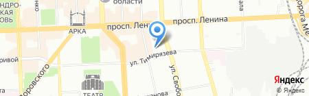 Автономные ЭнергоТехнологии на карте Челябинска