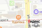 Схема проезда до компании Mr.Doors в Челябинске