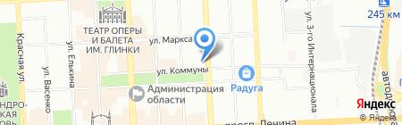 Premaman на карте Челябинска