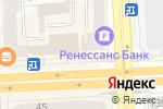 Схема проезда до компании Центр ремонта часов в Челябинске