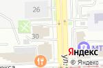 Схема проезда до компании Аврора Бетон Сервис в Челябинске