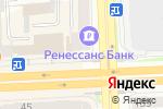 Схема проезда до компании Уральские сувениры в Челябинске