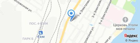 Shinof.ru на карте Челябинска