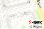 Схема проезда до компании Сантана в Челябинске