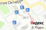 Схема проезда до компании Чурилово в Челябинске