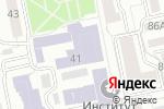Схема проезда до компании Всероссийское музыкальное общество в Челябинске