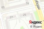 Схема проезда до компании Аэдис в Челябинске