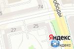 Схема проезда до компании Мастерская по ремонту обуви в Челябинске