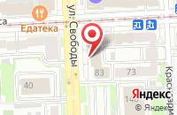 Схема проезда до компании Голден Агата в Челябинске