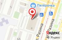 Схема проезда до компании Дукат-Мебель в Челябинске