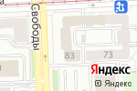 Схема проезда до компании Светлана в Челябинске