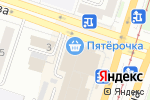 Схема проезда до компании Amigo в Челябинске