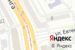 Схема проезда до компании Адвокатский кабинет Кондратьева Д.В. в Челябинске