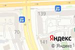 Схема проезда до компании Tahini в Челябинске